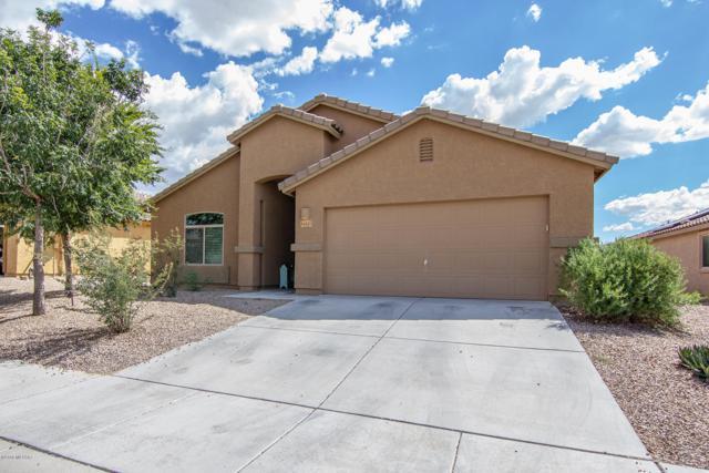 11511 W Bannerstone Street, Marana, AZ 85658 (#21825828) :: Long Realty Company