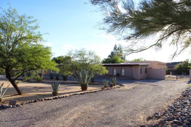 8131 N Boreal Drive, Tucson, AZ 85704 (#21826022) :: Long Realty Company