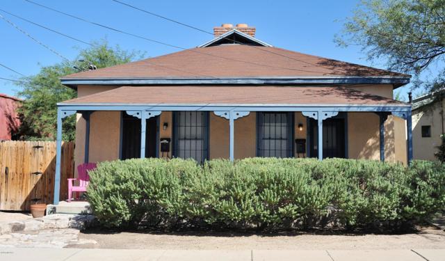 63 W Simpson Street, Tucson, AZ 85701 (#21826093) :: Long Realty - The Vallee Gold Team
