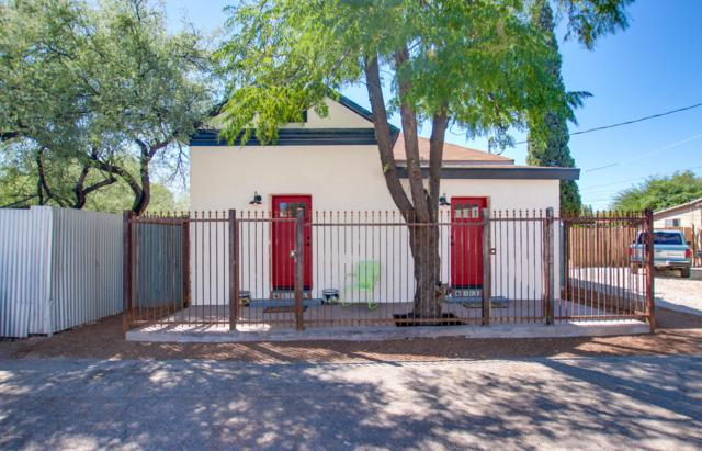 528 S Herbert Avenue, Tucson, AZ 85701 (#21826250) :: The Local Real Estate Group | Realty Executives