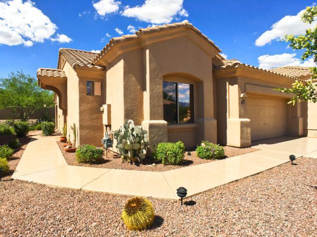 13401 N Rancho Vistoso Boulevard #67, Oro Valley, AZ 85755 (#21826325) :: Gateway Partners at Realty Executives Tucson Elite