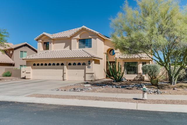 174 W Blackstone Road, Oro Valley, AZ 85755 (#21826330) :: Long Realty - The Vallee Gold Team
