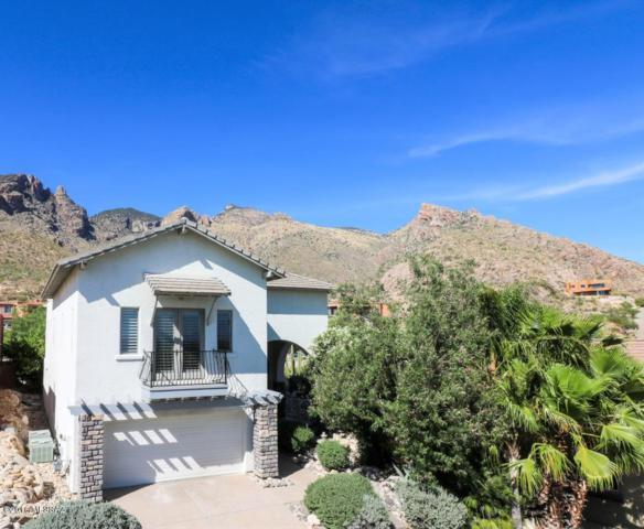 3919 E Ina Road, Tucson, AZ 85718 (#21826413) :: Long Realty - The Vallee Gold Team