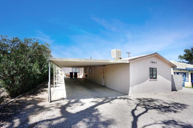 2907 N Mountain Avenue, Tucson, AZ 85719 (#21826503) :: Gateway Partners at Realty Executives Tucson Elite