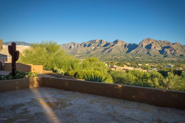 1030 W Dream Chaser Court, Oro Valley, AZ 85737 (#21827022) :: Keller Williams
