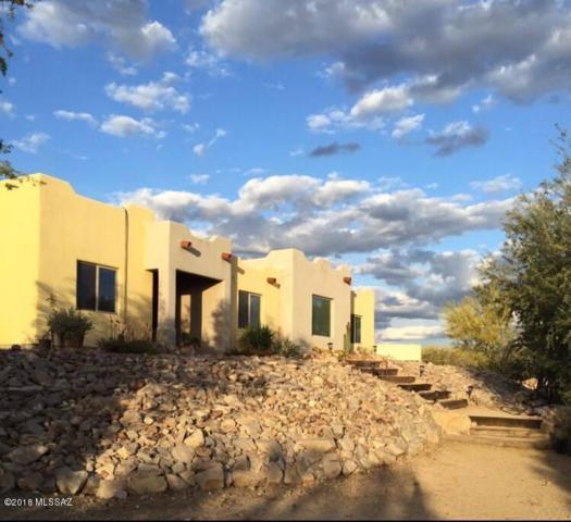 13494 N Wild Burro Road, Marana, AZ 85658 (#21827508) :: Long Realty Company