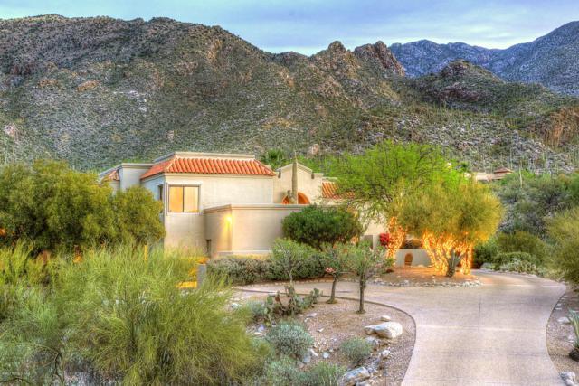 6101 E Finisterra, Tucson, AZ 85750 (#21827548) :: Keller Williams