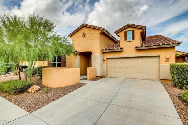 12803 N Via Vista Del Pasado, Oro Valley, AZ 85755 (#21827568) :: Keller Williams