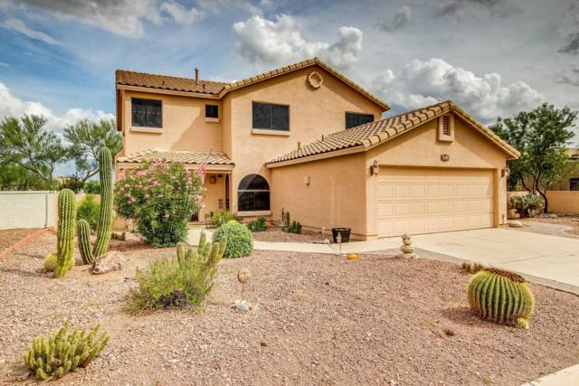 12790 N Bandanna Way, Oro Valley, AZ 85755 (#21827571) :: Keller Williams