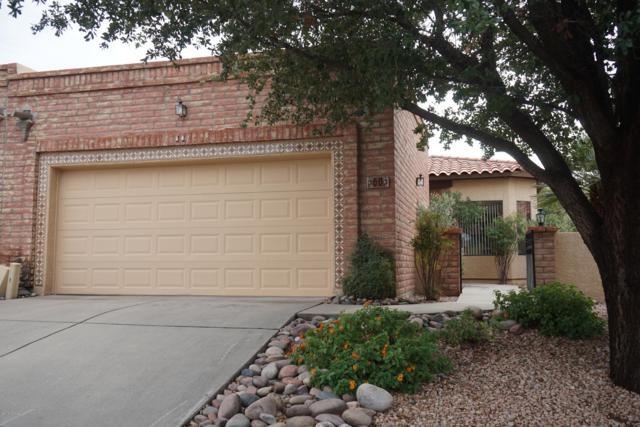 60 E Silverado Place, Oro Valley, AZ 85737 (#21827655) :: Keller Williams