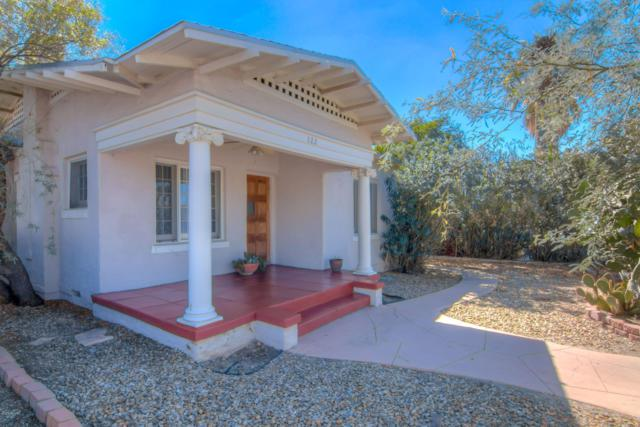 122 E 2Nd Street, Tucson, AZ 85705 (#21827659) :: Long Realty - The Vallee Gold Team