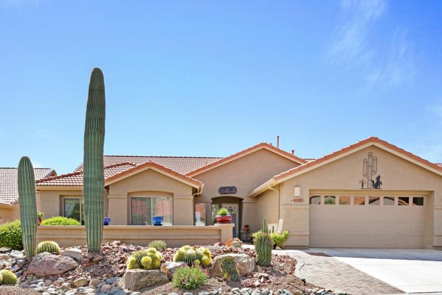 62253 E Amberwood Drive, Saddlebrooke, AZ 85739 (#21827692) :: Gateway Partners at Realty Executives Tucson Elite