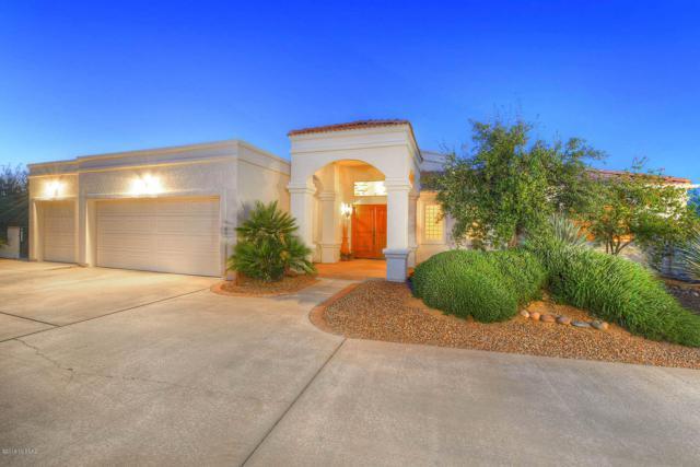 430 S Camino Triunfante, Green Valley, AZ 85614 (#21827797) :: Keller Williams