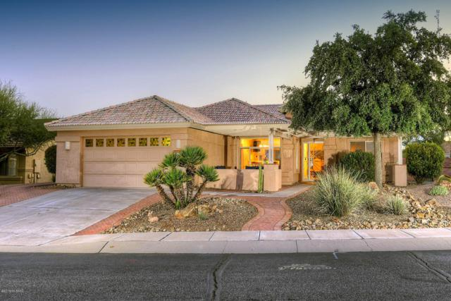 1831 E Redstart Road, Green Valley, AZ 85614 (#21827820) :: Long Realty - The Vallee Gold Team