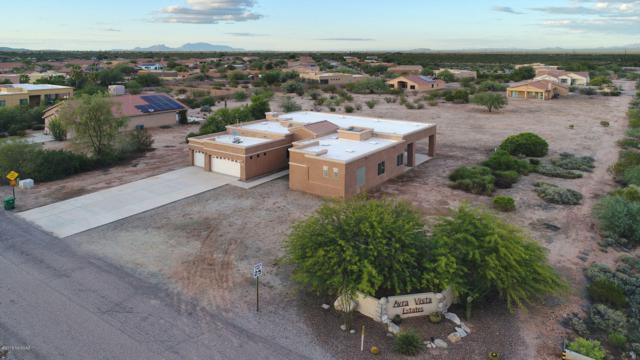 10014 N Avra Vista Drive, Marana, AZ 85653 (#21827960) :: RJ Homes Team