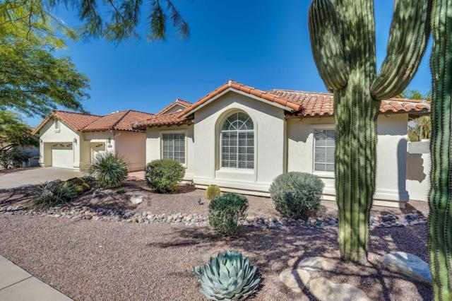 3623 N Sabino Creek Place, Tucson, AZ 85750 (#21828085) :: Long Realty - The Vallee Gold Team