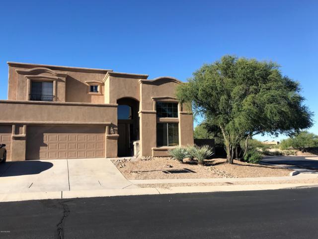 14008 E Fairway Bluff Court, Vail, AZ 85641 (#21828137) :: Long Realty Company