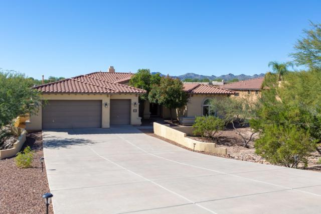 12707 N Morgan Ranch Road, Oro Valley, AZ 85755 (#21828310) :: The Local Real Estate Group | Realty Executives