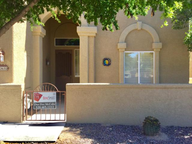 12652 N Running Coyote Drive, Oro Valley, AZ 85755 (#21828314) :: The Local Real Estate Group | Realty Executives