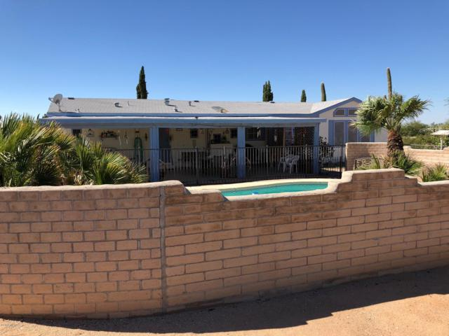 11074 W Old Buckboard Place, Tucson, AZ 85743 (#21828330) :: Long Realty Company