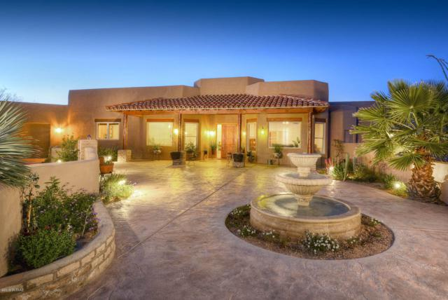 12751 E Camino Ancho, Tucson, AZ 85749 (#21828363) :: Long Realty - The Vallee Gold Team