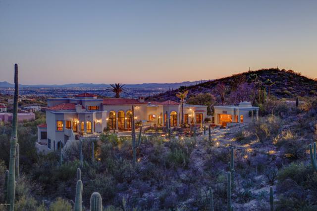 5831 E Finisterra, Tucson, AZ 85750 (#21828407) :: Long Realty - The Vallee Gold Team
