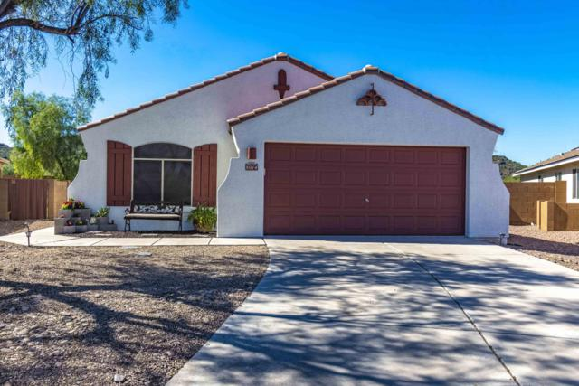 8014 W Mural Hill Drive, Tucson, AZ 85743 (#21828411) :: The Local Real Estate Group | Realty Executives
