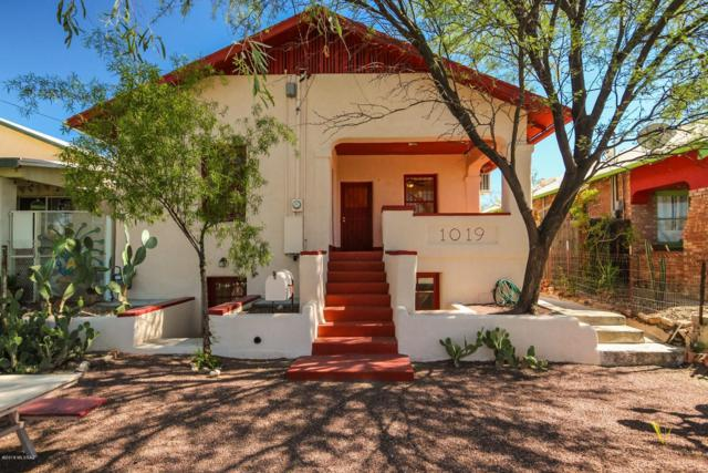 1019 S 8Th Avenue, Tucson, AZ 85701 (#21828807) :: Long Realty - The Vallee Gold Team