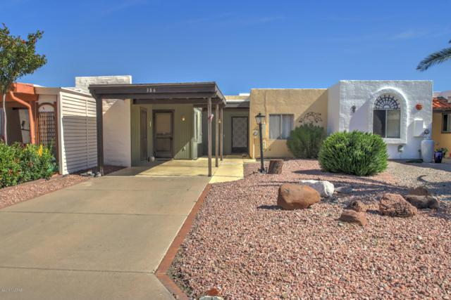 386 N Calle Del Chancero, Green Valley, AZ 85614 (#21828830) :: Long Realty Company