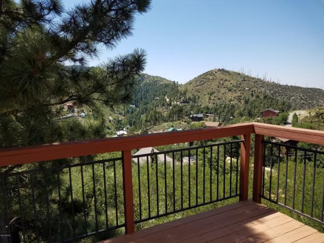 12897 N Ajo Avenue N, Mt. Lemmon, AZ 85619 (#21828859) :: Long Realty Company