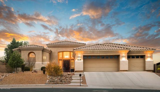 12841 N Mystic View Place, Oro Valley, AZ 85755 (#21828905) :: RJ Homes Team