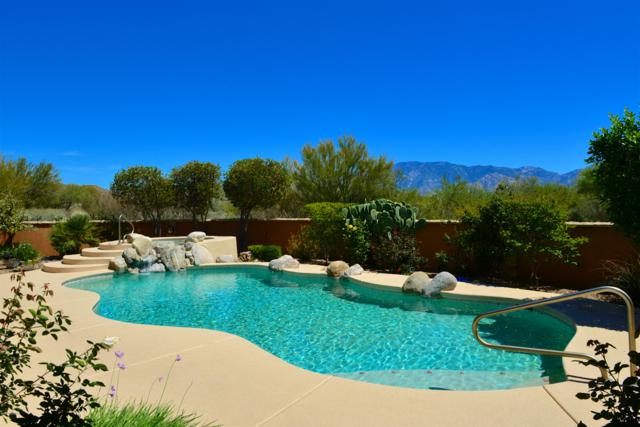 1132 W Vistoso Highlands Drive, Oro Valley, AZ 85755 (#21829075) :: Long Realty - The Vallee Gold Team