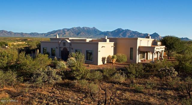 616 E Bent Branch Place, Green Valley, AZ 85614 (#21829633) :: Long Realty - The Vallee Gold Team