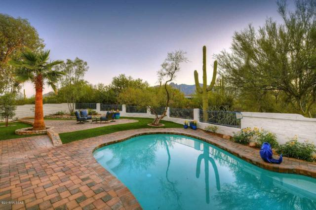 5862 N Camino Miraval, Tucson, AZ 85718 (#21829874) :: Realty Executives Tucson Elite