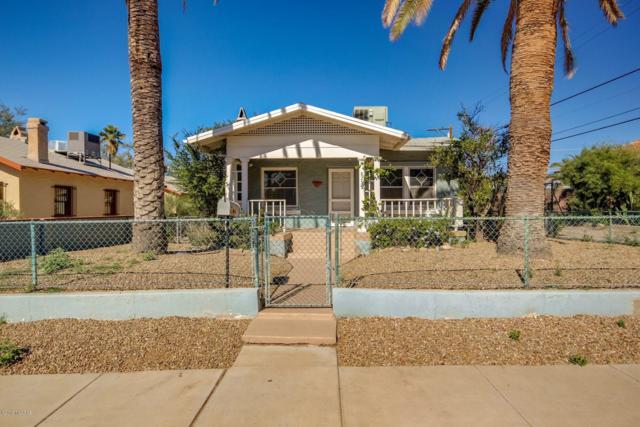 825 E Helen Street, Tucson, AZ 85719 (#21830092) :: The Josh Berkley Team