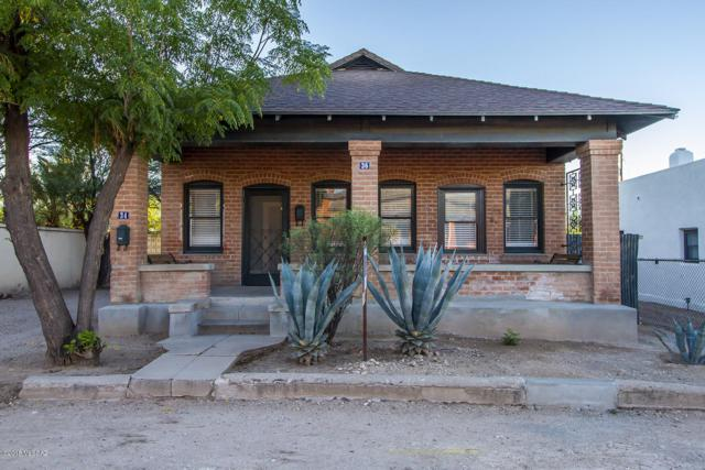 34 & 36 W Kennedy Street, Tucson, AZ 85701 (#21830118) :: Long Realty - The Vallee Gold Team