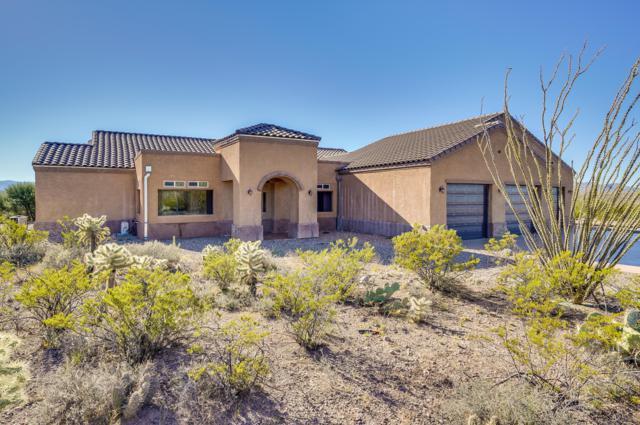 17250 E Marsh Station Road, Vail, AZ 85641 (#21830122) :: Long Realty Company