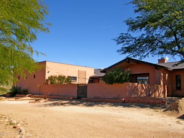 7595 E Horse Ranch Road, St. David, AZ 85630 (#21830183) :: Long Realty Company
