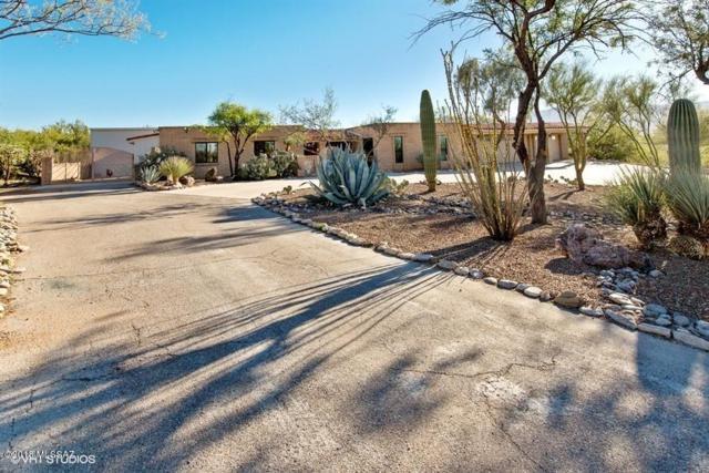 2460 N Calle De Maurer, Tucson, AZ 85749 (#21830300) :: Realty Executives Tucson Elite