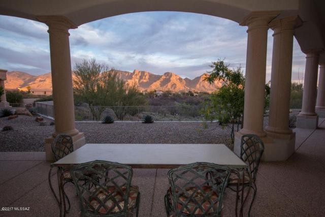 12526 N Vistoso View Place, Oro Valley, AZ 85755 (#21830445) :: Long Realty Company