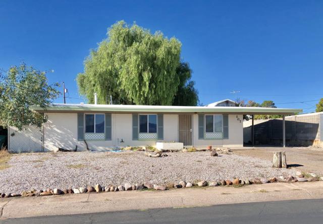 107 N Giffen Avenue, San Manuel, AZ 85631 (#21830847) :: Long Realty Company