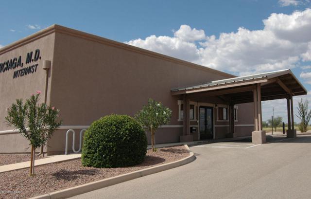 4525 Campus Drive, Sierra Vista, AZ 85635 (#21830855) :: Long Realty Company