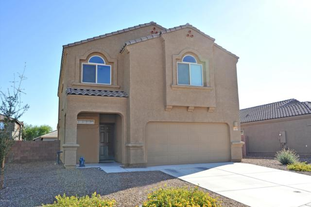12864 N Cutri Court, Marana, AZ 85653 (#21831013) :: Long Realty Company