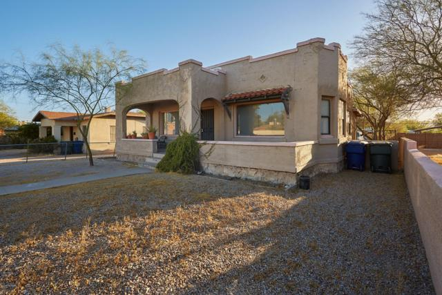 1221 N Euclid Avenue, Tucson, AZ 85719 (#21831184) :: Long Realty - The Vallee Gold Team