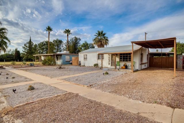 4535 E 14Th Street, Tucson, AZ 85711 (#21831214) :: Long Realty - The Vallee Gold Team