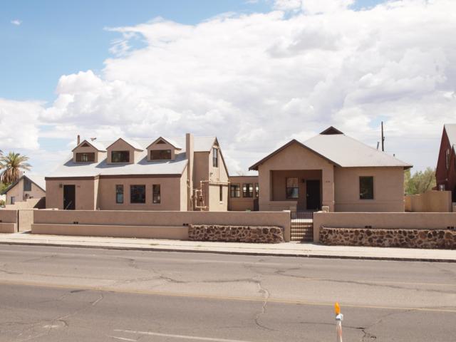 924 E 6th Street, Tucson, AZ 85719 (#21831374) :: Keller Williams