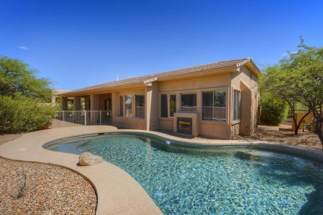 13775 N Keystone Springs Drive, Oro Valley, AZ 85755 (#21831397) :: Long Realty - The Vallee Gold Team