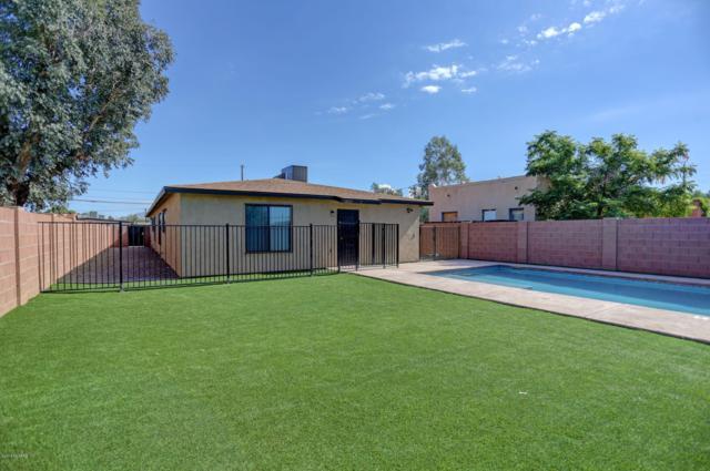 1809 E 13Th Street 1 & 2, Tucson, AZ 85719 (#21831398) :: Long Realty - The Vallee Gold Team