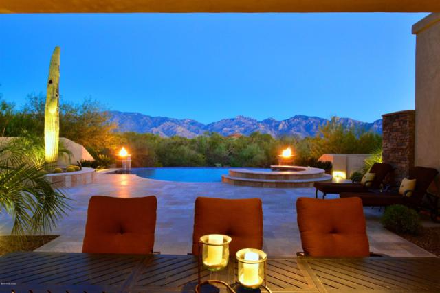 14158 N Blazing Canyon Place, Oro Valley, AZ 85755 (#21831440) :: Long Realty - The Vallee Gold Team
