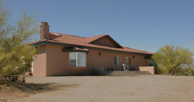 10670 E Escalante Road, Tucson, AZ 85730 (#21831449) :: The KMS Team